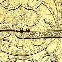 French astrolabe from 1560