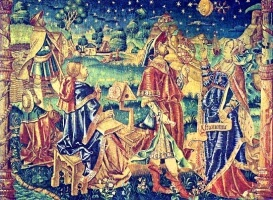 Tapestry named Astronomy